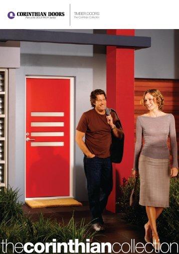 thecorinthiancollection - Door Hardware Sydney & Quickslide wardrobe door system - Door Hardware Sydney