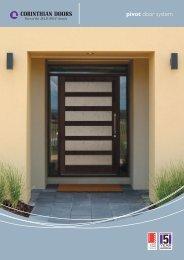 pivot door system - Door Hardware Sydney