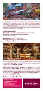 Download Flyer - Mercure Hotel Timmendorfer Strand - Seite 2