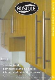 Kitchen & Cabinet Hardware