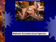 Welcome To London-Escort-Agencies
