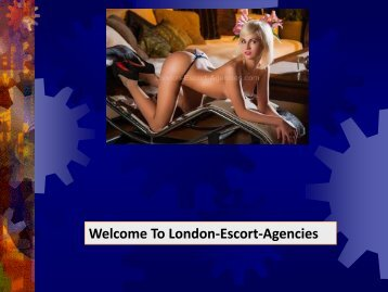 Welcome To London-Escort-Agencies