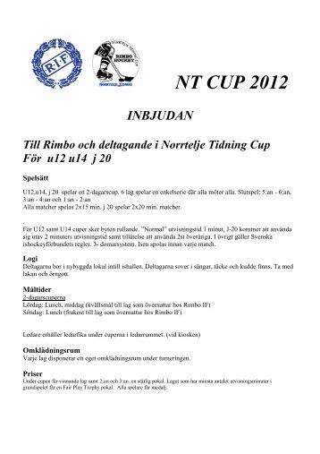 NT CUP 2005 - Rimbo IF