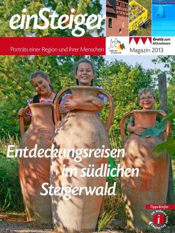 einSteiger 2013