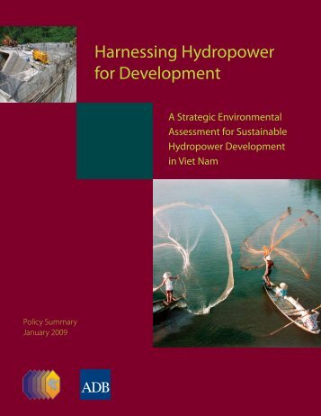 SEA for Sustainable Hydropower Development in Vietnam - GMS-EOC