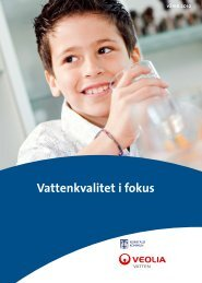 Nyhetsbladet våren 2010 - Veolia Vatten
