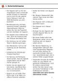 CafeRomatica 710 - Nivona - Page 7