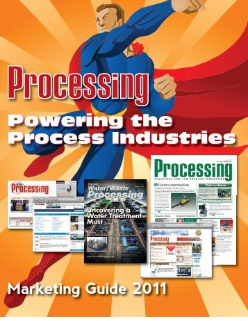 Powering the Process Industries Powering the Process Industries
