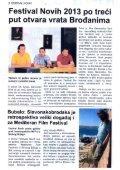 Magazin Festivala Novih 2013 - SBplus.hr - Page 2