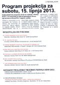 Magazin Festivala Novih 2013 - SBplus.hr - Page 7