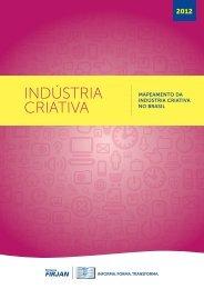 Mapeamento da Indústria Criativa no Brasil - Firjan