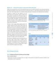 Objetivo 6.3 Garantir Infra-estrutura de Saneamento Básico ... - Firjan