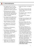 CafeRomatica 620 - Nivona - Page 7