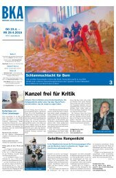Berner Kulturagenda 2015 N° 17