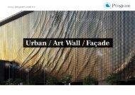 Program Contractors - Urban Art Walls &  Facades