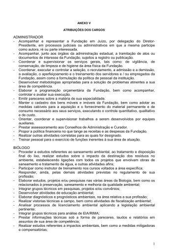 Edital Anexo V - Fepam