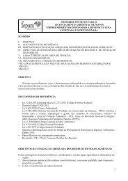 Licenciamento ambiental de novos empreendimento ... - Fepam