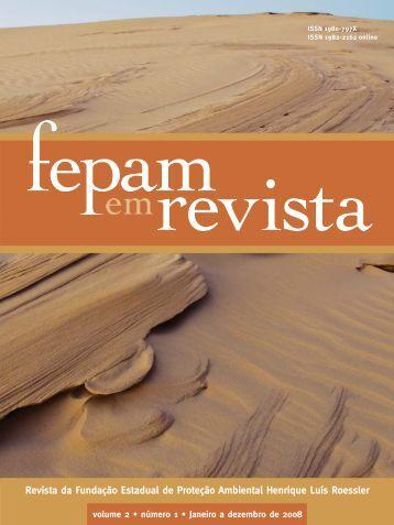 2008-Vol.2-Número 1 - Fepam