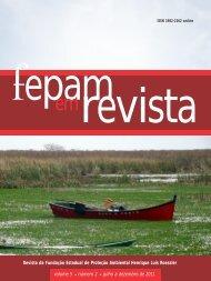 2011-Vol.5-Número 2 - Fepam - Governo do Estado do Rio Grande ...
