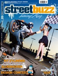 STREETBUZZ - TUNING MAG #02