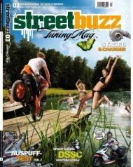 STREETBUZZ - TUNING MAG #03