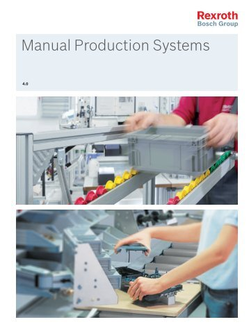 MPS Manual Production Systems - Rimas Technology Group