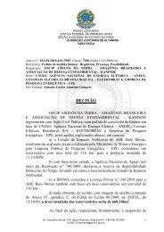 Liminar da ACP sobre mudanças no tamanho do ... - Xingu Vivo
