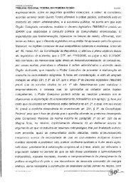Acordão BM 3 - Xingu Vivo