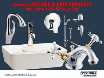 Guide to Choose Plumbing Supplies in NJ