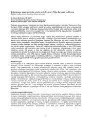 Visas straipsnis - Lietuvos mokslininkų sąjunga