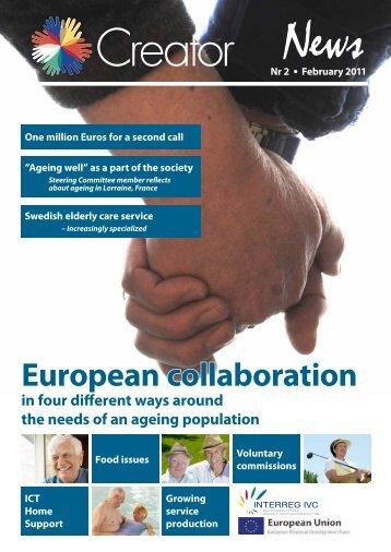 European collaboration - Creator