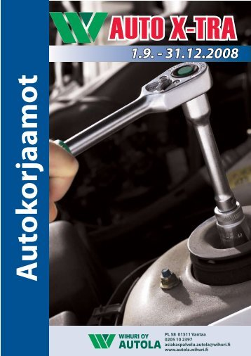 Brochure 8 - Wihuri Autola
