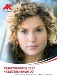 AK-Frauenmonitor - Arbeiterkammer Oberösterreich
