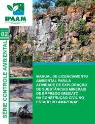 MANUAL DE LICENCIAMENTO - Modelo 2.indd - Ipaam