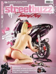 STREETBUZZ - TUNING MAG #06