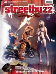 STREETBUZZ - TUNING MAG #07