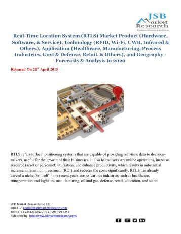 real time locating systems rtls market What is one of the newest and most effective ways of addressing these  challenges integrating real-time location systems (rtls) into hospital  processes.