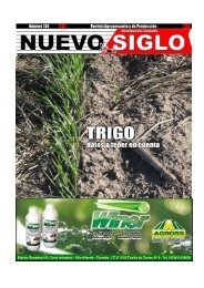 Revista Agropecuaria Nuevo Siglo Número 130