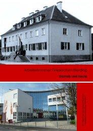 Damals und Heute - Arbeiterkammer Oberösterreich