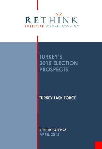 Turkey-2015-Election-Prospects