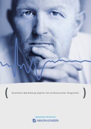 Broschüre-Neurologie - Berger Medizintechnik GmbH