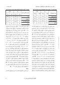 ﺗﺄﺛﻴﺮ ﺑﺮﺧﻲ از ﻋﻮاﻣﻞ ﻋﺎﻃﻔﻲ و دﻣﻮﮔﺮاﻓﻴﻚ ﺑﺮ رﺿﺎﻳﺘﻤﻨﺪي - Page 4