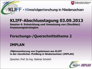 T4 Enke Franck & Jan Spiekermann - KLIFF
