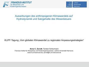 T2 Anna Zorndt & Torsten Schlurmann - KLIFF