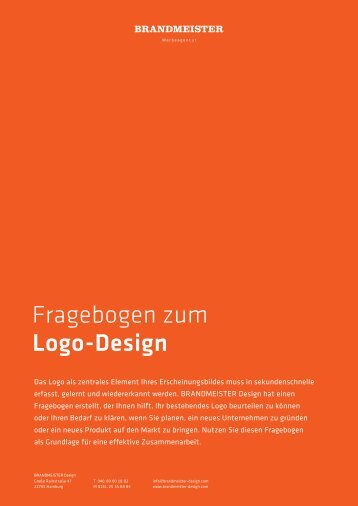 Download Logo-Design-Fragebogen - Brandmeister Design