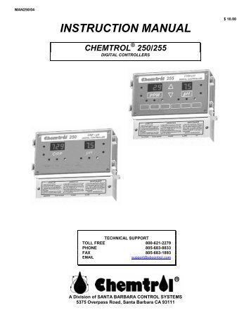 chemtrol magazines rh yumpu com