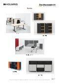 (Brochure kontorm\370bler.indd) - Vines Erhvervsmøbler - Page 7
