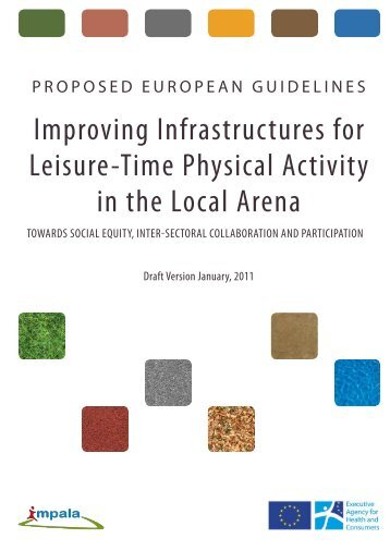 Improving Infrastructures for Leisure-Time Physical ... - Impala-eu.org