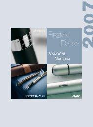 Katalog v PDF ke stažení - Proven.cz