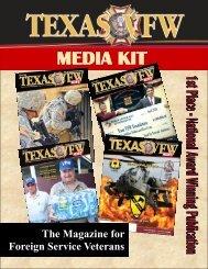 Texas VFW Media Kit.pub - Department of Texas Veterans of ...